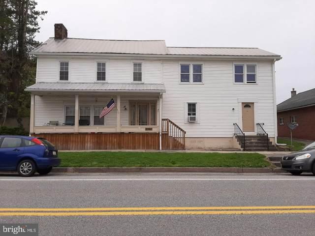 3765 Pitt St, SCHELLSBURG, PA 15559 (#PABD102302) :: Bob Lucido Team of Keller Williams Integrity