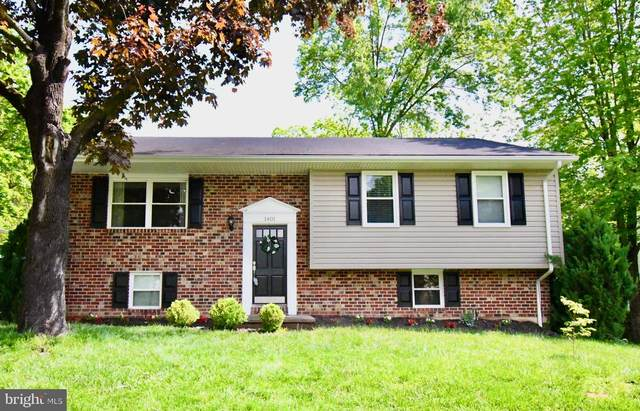 1401 Marywood Drive, BEL AIR, MD 21014 (#MDHR247012) :: The Daniel Register Group