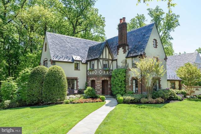 6409 Kennedy Drive, CHEVY CHASE, MD 20815 (#MDMC708440) :: Advon Group
