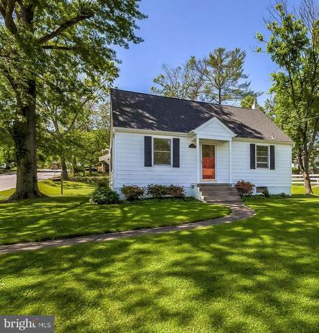 127 Cinder Road, LUTHERVILLE TIMONIUM, MD 21093 (#MDBC494720) :: The Dailey Group