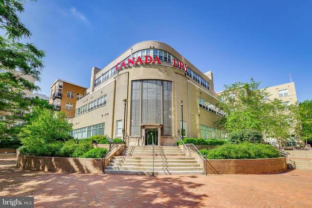 1201 East West Highway #344, SILVER SPRING, MD 20910 (#MDMC708446) :: Network Realty Group