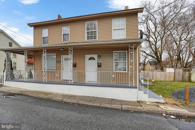 232 Ridge Street, STEELTON, PA 17113 (#PADA121632) :: Iron Valley Real Estate
