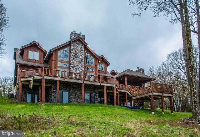 585 Summit Drive, SWANTON, MD 21561 (#MDGA132628) :: The Miller Team