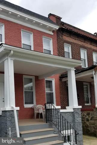 3007 W Garrison Avenue, BALTIMORE, MD 21215 (#MDBA511152) :: Jennifer Mack Properties