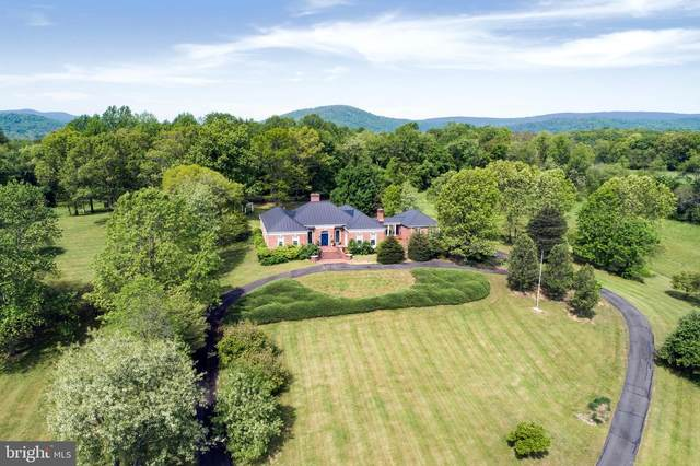 10310 Jacksontown Road, DELAPLANE, VA 20144 (#VAFQ165614) :: AJ Team Realty