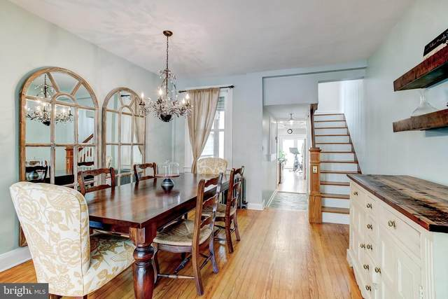 307 S Exeter Street, BALTIMORE, MD 21202 (#MDBA511154) :: ExecuHome Realty