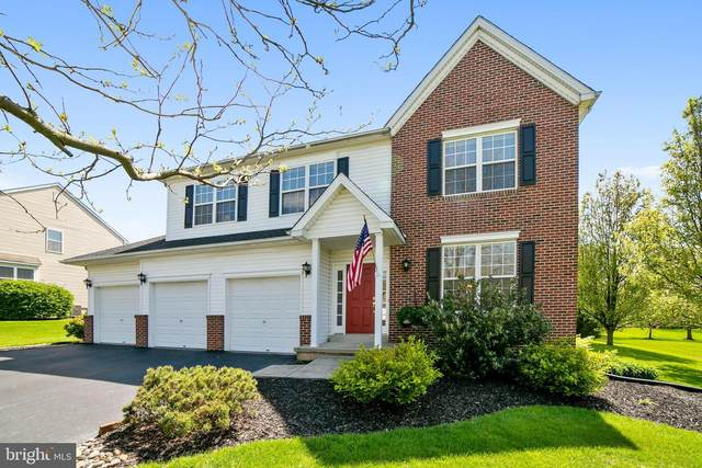 3798 Lucy Drive, DOYLESTOWN, PA 18902 (#PABU496842) :: Scott Kompa Group