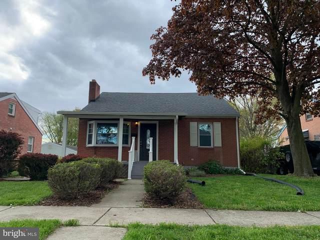 3722 N 4TH Street, HARRISBURG, PA 17110 (#PADA121640) :: The Joy Daniels Real Estate Group