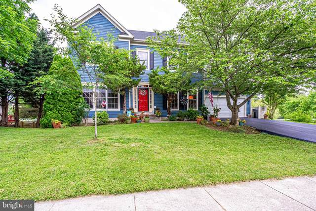 648 Elliot Drive, PURCELLVILLE, VA 20132 (#VALO411526) :: EXP Realty