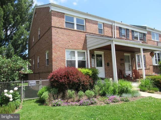 226 Ridge Avenue, TOWSON, MD 21286 (#MDBC494748) :: Tessier Real Estate