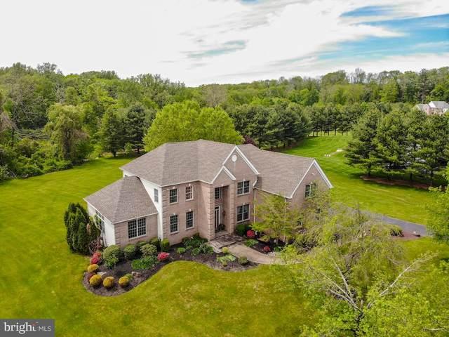 9 Aspen Drive, WARMINSTER, PA 18974 (#PABU496854) :: Better Homes Realty Signature Properties