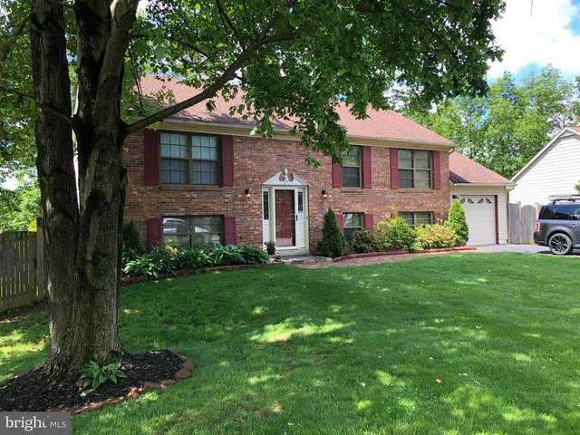 1403 Bayshire Lane, HERNDON, VA 20170 (#VAFX1130074) :: The Vashist Group