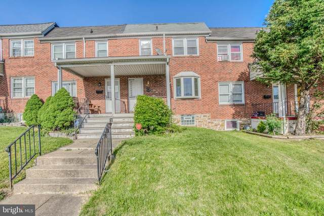 415 Hornel Street, BALTIMORE, MD 21224 (#MDBA511170) :: The Redux Group
