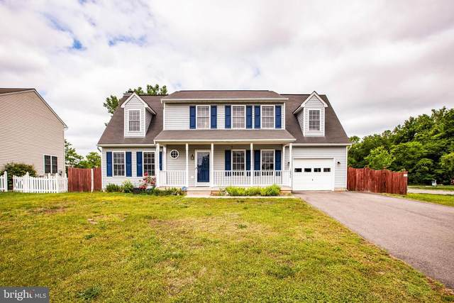 10820 Hamiltons Crossing Drive, FREDERICKSBURG, VA 22408 (#VASP222134) :: The Licata Group/Keller Williams Realty