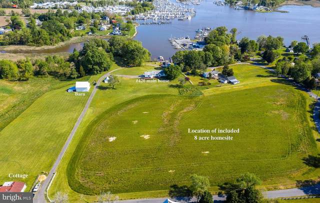 420 Leitch Road, TRACYS LANDING, MD 20779 (#MDAA434854) :: The Redux Group