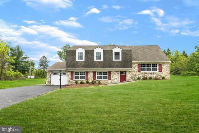 3316 Winchester Drive, DOYLESTOWN, PA 18902 (#PABU496874) :: Linda Dale Real Estate Experts