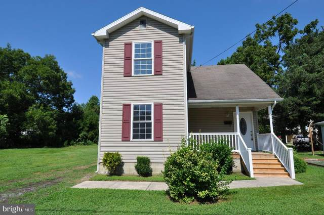 804 4TH Street, POCOMOKE CITY, MD 21851 (#MDWO114002) :: Bob Lucido Team of Keller Williams Integrity