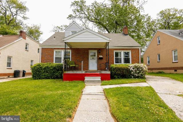 3629 Forest Hill Road, BALTIMORE, MD 21207 (#MDBC494800) :: Bob Lucido Team of Keller Williams Integrity