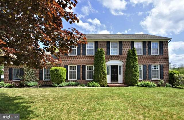 11 Heather Court, DOUGLASSVILLE, PA 19518 (#PABK357906) :: Linda Dale Real Estate Experts