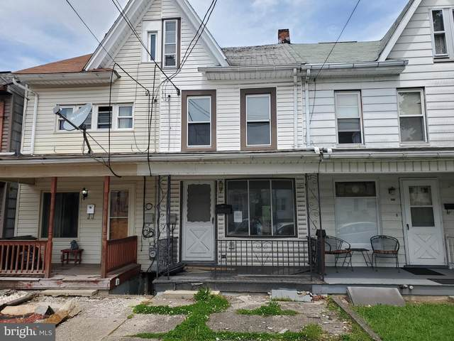 1009 W Pine Street, COAL TOWNSHIP, PA 17866 (#PANU101168) :: TeamPete Realty Services, Inc