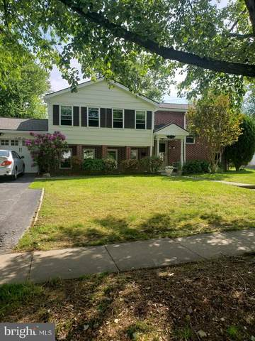 659 Herndon Parkway, HERNDON, VA 20170 (#VAFX1130116) :: The Vashist Group