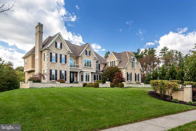 706 Daventry Way, MAPLE GLEN, PA 19002 (#PAMC649398) :: The Team Sordelet Realty Group