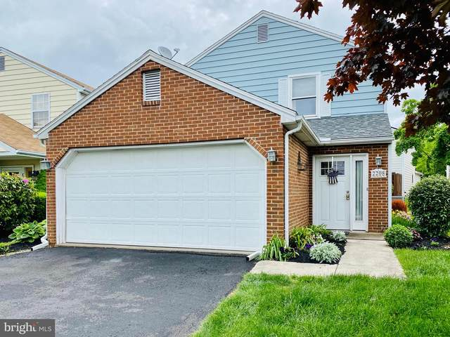 2208 Buttonwood Circle, HARRISBURG, PA 17110 (#PADA121654) :: Iron Valley Real Estate