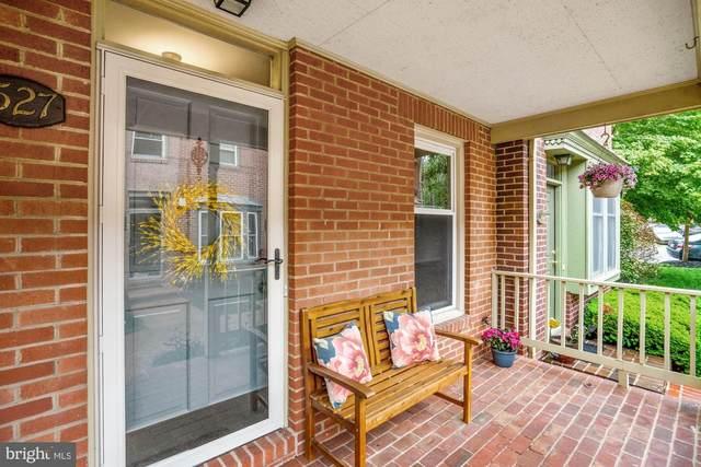 1527 Oronoco Street, ALEXANDRIA, VA 22314 (#VAAX246538) :: Tom & Cindy and Associates