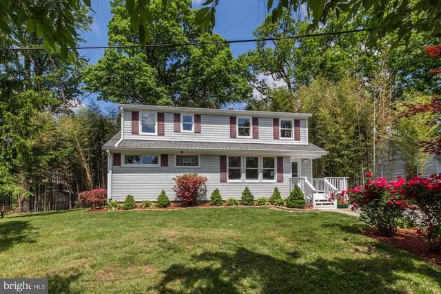 1214 Autre Court, ROCKVILLE, MD 20851 (#MDMC708566) :: ExecuHome Realty