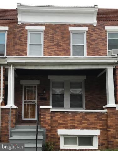 3310 Lawnview Avenue, BALTIMORE, MD 21213 (#MDBA511222) :: Dart Homes