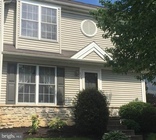 311 Albright Avenue, LANCASTER, PA 17603 (#PALA163374) :: Iron Valley Real Estate