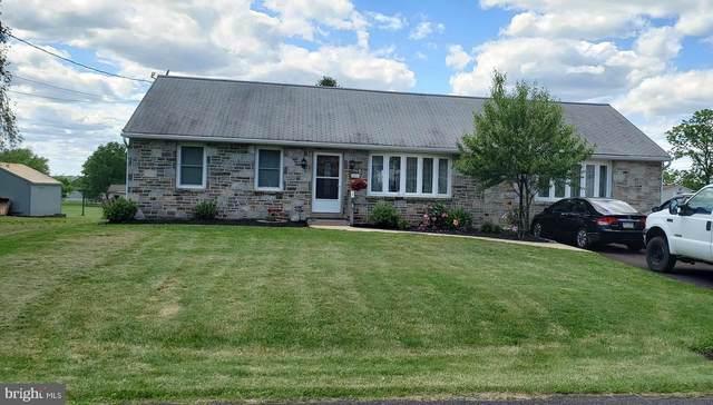 511 Mininger Road, SOUDERTON, PA 18964 (#PAMC649434) :: Jason Freeby Group at Keller Williams Real Estate