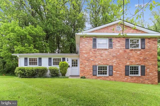 6706 Renita Lane, BETHESDA, MD 20817 (#MDMC708580) :: Revol Real Estate