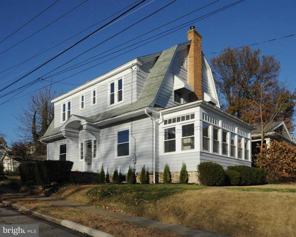 1451 Jefferson Avenue, WOODLYN, PA 19094 (MLS #PADE519044) :: The Premier Group NJ @ Re/Max Central