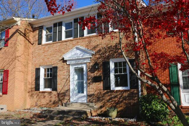 13230 Putnam Circle, WOODBRIDGE, VA 22191 (#VAPW495448) :: The MD Home Team