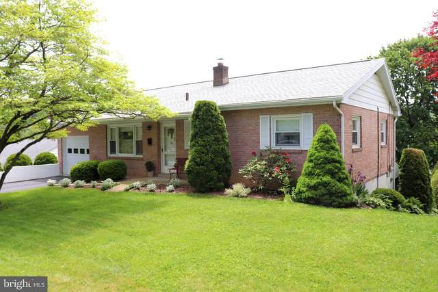 24 Rosemont Avenue, READING, PA 19607 (#PABK357928) :: Century 21 Dale Realty Co