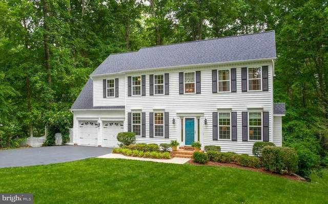 4622 Green Ridge Court, HUNTINGTOWN, MD 20639 (#MDCA176488) :: Gail Nyman Group