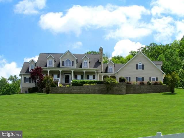 515 Winona Drive, LINDEN, VA 22642 (#VAWR140356) :: Colgan Real Estate