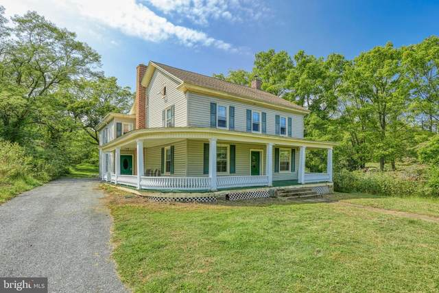5388 Waggoners Gap Road, LANDISBURG, PA 17040 (#PAPY102130) :: The Joy Daniels Real Estate Group