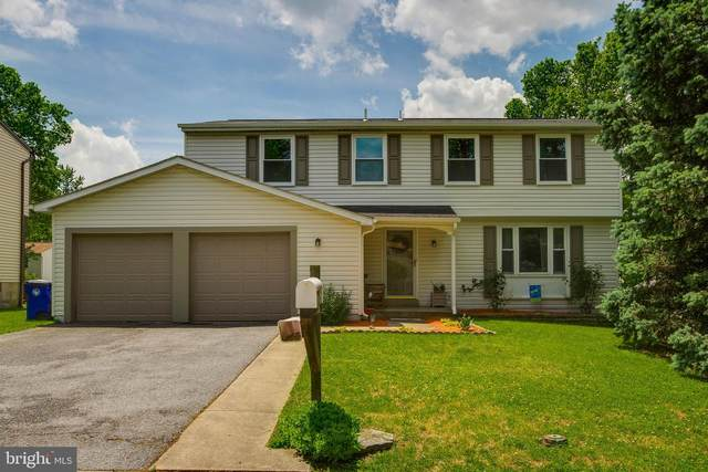 1823 Millstream Drive, FREDERICK, MD 21702 (#MDFR264642) :: Peter Knapp Realty Group
