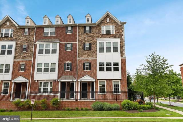 761 Cobbler Place, GAITHERSBURG, MD 20877 (#MDMC708606) :: The Putnam Group