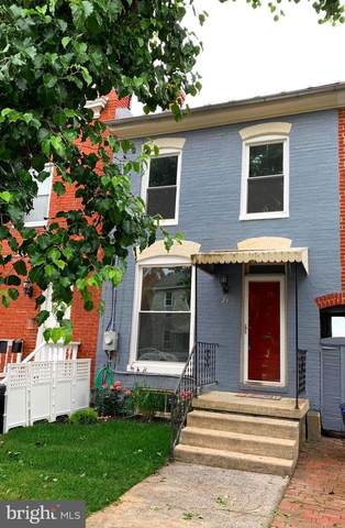 21 S Jefferson Street, FREDERICK, MD 21701 (#MDFR264644) :: Hill Crest Realty