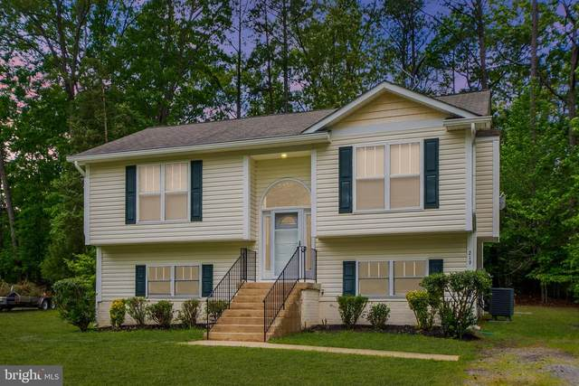 219 Hollyside Drive, RUTHER GLEN, VA 22546 (#VACV122260) :: The Riffle Group of Keller Williams Select Realtors