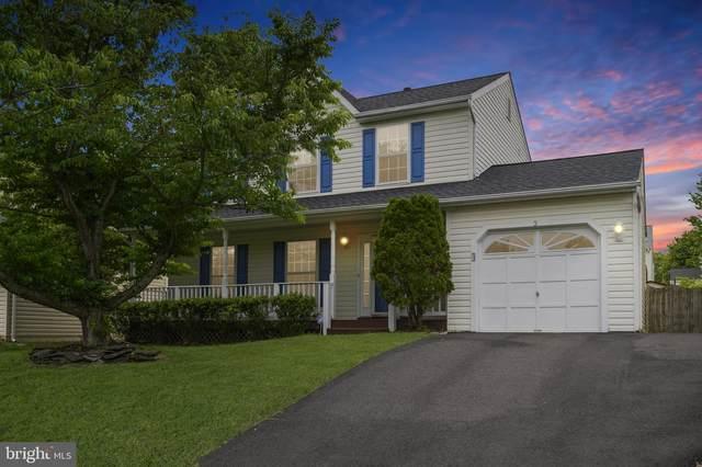 3 Aylor Court, STAFFORD, VA 22554 (#VAST222164) :: Blackwell Real Estate