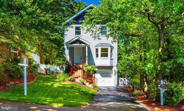 8610 Curtis Avenue, ALEXANDRIA, VA 22309 (#VAFX1130250) :: The Piano Home Group