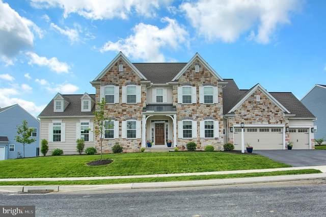 1533 Zestar Drive, MECHANICSBURG, PA 17055 (#PACB123774) :: The Joy Daniels Real Estate Group