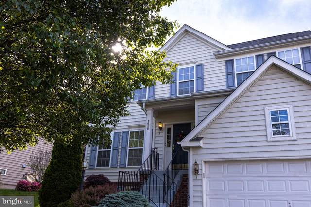 1929 Harvest Drive, WINCHESTER, VA 22601 (#VAWI114482) :: ExecuHome Realty