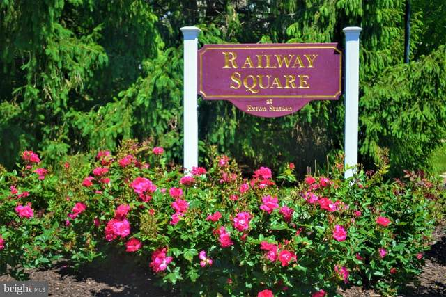 951 Railway Square #2, WEST CHESTER, PA 19380 (#PACT506836) :: Shamrock Realty Group, Inc
