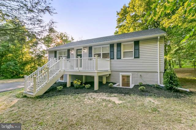 2876 Stinnett Road, HUNTINGTOWN, MD 20639 (#MDCA176492) :: The Maryland Group of Long & Foster Real Estate
