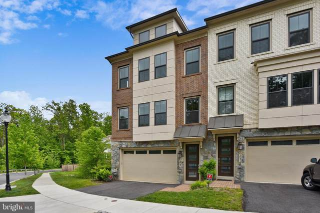210 Caulfield Lane, GAITHERSBURG, MD 20878 (#MDMC708628) :: The Kenita Tang Team
